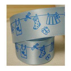 Printed Satin Ribbon Tape