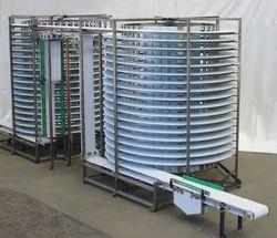 Cooling Conveyor (Multi Deck)