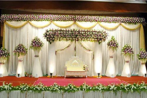 Wedding Planning Services Wedding Stage Decoration