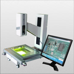 3D Video Measuring Machine