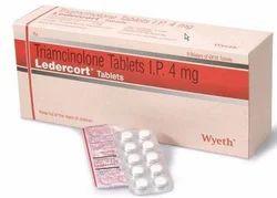 Ledercort - 4 mg Tablet