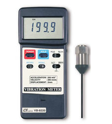 Velocity, Displacement Vibration Meter VB-8220