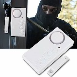 Door And Window Intrusion Alarm System