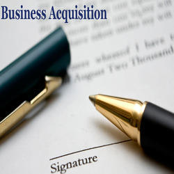 Business Acquisition Company Takeover Solution