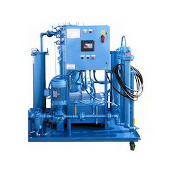 Lube Oil Filtration for Electrical industry