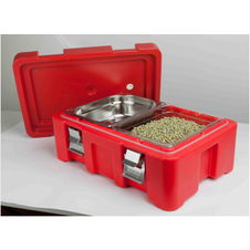 Square Isothermal Container