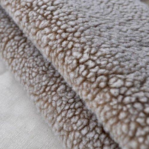 Sherpa Polar Fleece Fabric