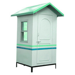 Waterproof Security Guard Cabins for Malls
