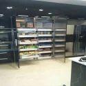 Stainless steel kitchen cabinet ss kitchen cabinet for Stainless steel kitchen cabinets manufacturers