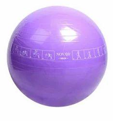 Novafit Instruction Printed Gym Ball 65 Cm