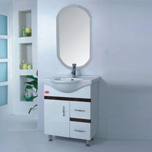 pvc design bathroom cabinet - Bathroom Designs Kolkata