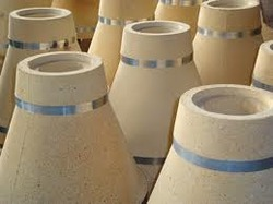Gas Pouring Refractories