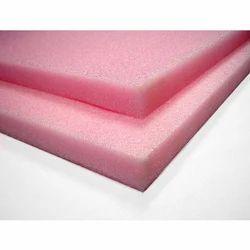 Pink PU Soft Foam