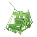 Manually Operated Block Making Machine