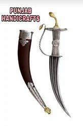 Samurai Japanese Katana And Bhawani The Shivaji S Maratha Sword