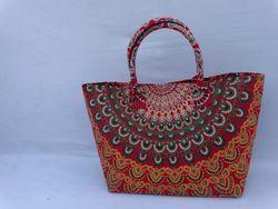 Mandala Summer Tote Bag