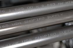 Chrome Moly Steel Pipes Aisi 4130 25.4mm Od X 2mm Thk.