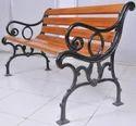 Park Benches With Fibre FRP Strips