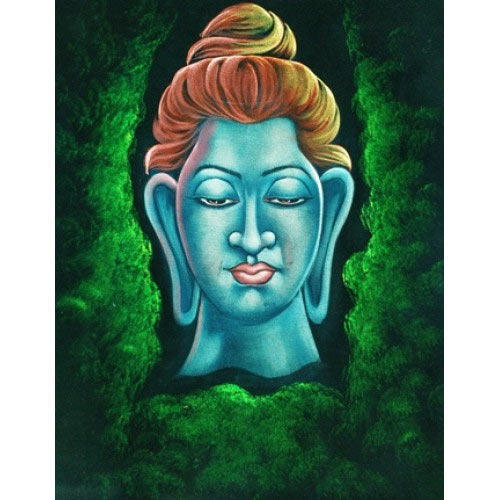 Painting of Gautama Buddha