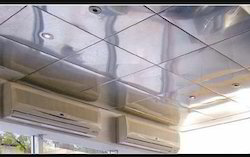 Stainless Steel Metal False Ceiling