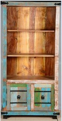 Reclaimed Wood Bookcase - Reclaimed Wood Furniture