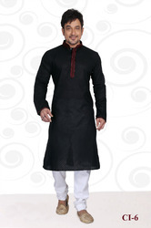 Stylish Elegant Mens Kurta with Churidar