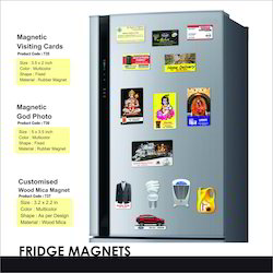 Printed Fridge Magnets Printed Magnet Stickers