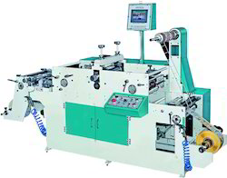 Intermittent Rotary Die Cutting Machine