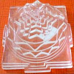 Shreeyantra of Natural Quartz