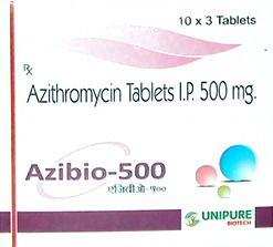 Azithrimycin 250 Mg