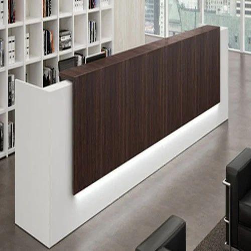 Office Furniture - Reception Desk Manufacturer from Delhi