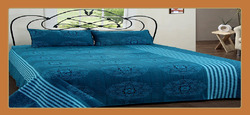 handloom bed sheets