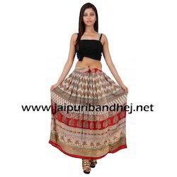 Bagru Skirts