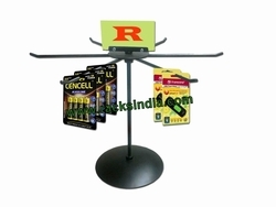 Table Top Revolving Stand for Electronic Products