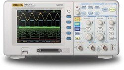 100MHZ with 2 Channel Mixed Signal Oscilloscope-DS1102D
