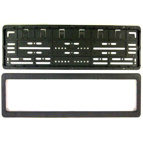Car Number Plate Frame  sc 1 st  Dynamick Print Solution & Number Plate Frame - Manufacturer from Pune