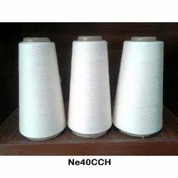 Ne 40/1, 100% Cotton Compact Yarn for Knitting