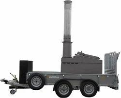Mobile Incinerator