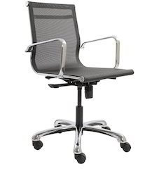 Short Back Executive Chair