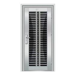 Stainless Steel Main Door