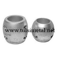 zinc anodes for shaft