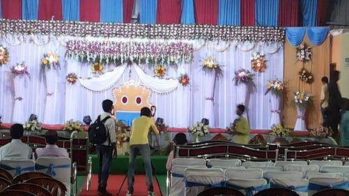Party decoration services wedding reception stage decorations wedding reception stage decorations junglespirit Images