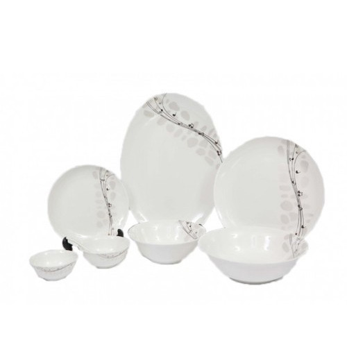 Lakeline Dining Serving Set Lakline Porcelain Dinner Set