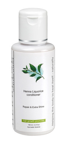 Henna Liquorice Hair Conditioner