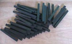 jet black ebony wood cue blank
