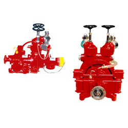 Single Stage Fire Pump