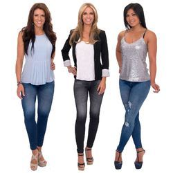 Slim' Lift Caresse Jeans
