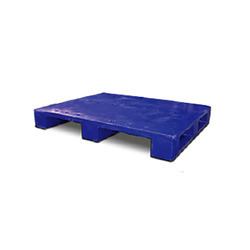 Popular Moulded Non Reversible 4-Way Entry Pallets