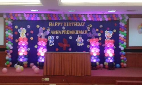 Event Organiser For Birthday Parties And Baloon Decorations