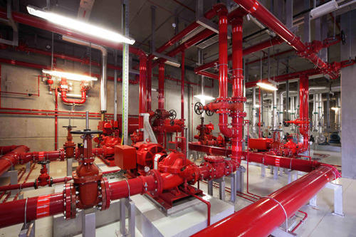 Fire Pump Room Manufacturer From Chennai